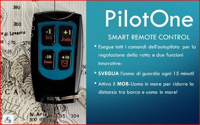 PILOTONE Smart Remote Control Controllo a distanza per autopilota